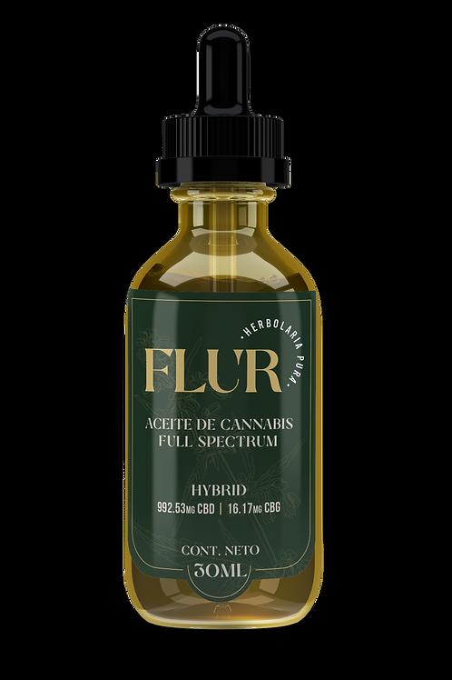 CBD / CBG full spectrum Flur 992 mg