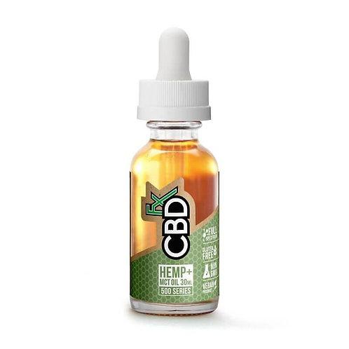 CBD full spectrum 500 mg CBDfx