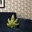 Thumbnail: Cojín decorativo La LolaWeed