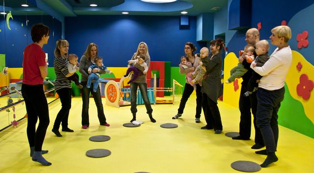Dvoranski sport za bebe.mp4