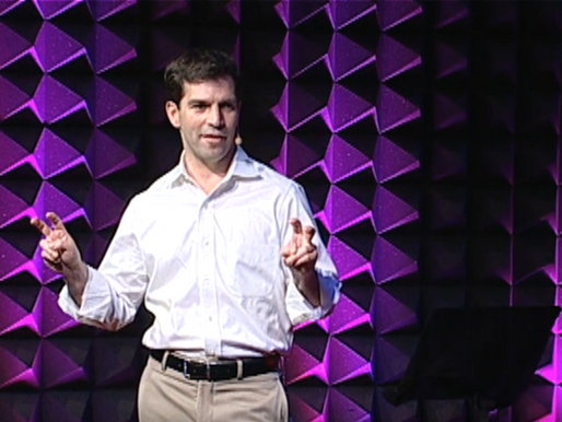 #TEDTalks - Lessons in business...from prison