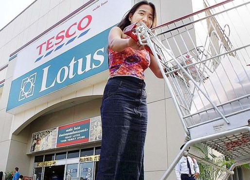 Tesco considers sale of Thai and Malaysian operations
