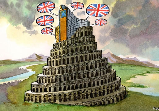 Brexit is the ideal moment to make English the EU's common language