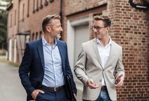 4 Benefits of Finding a Mentor