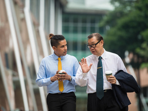 The three keys to a successful Mentor-Mentee relationship