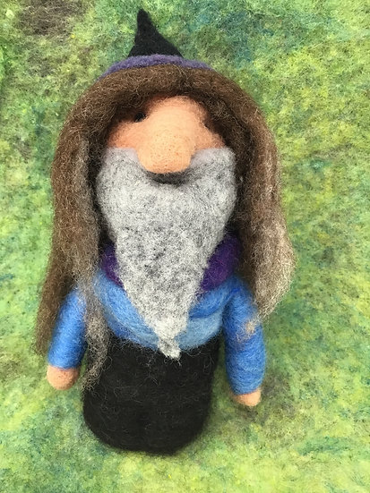 Felted Friend
