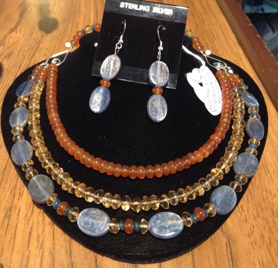 Beaded Jewelry by Sarah