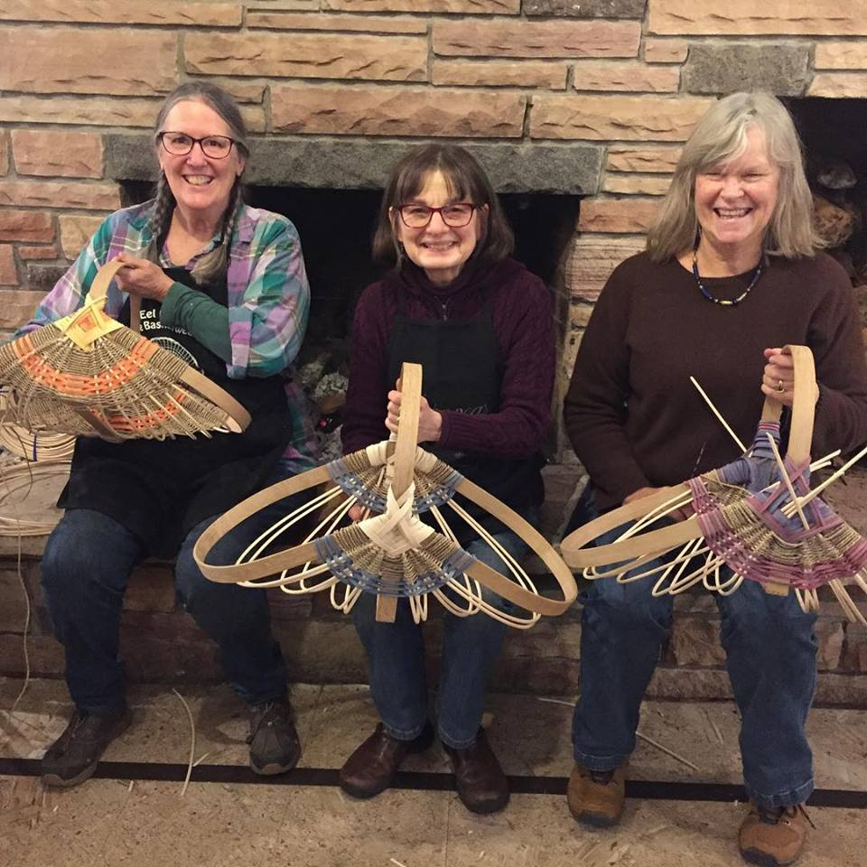 Hearth Basket Workshop