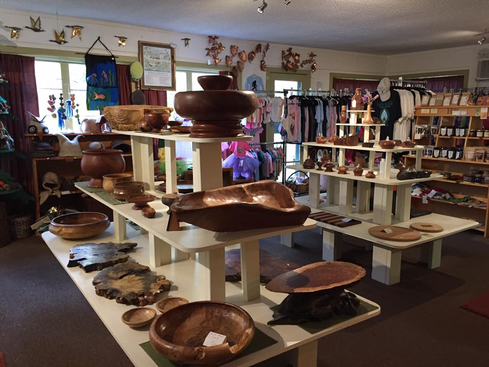 Redwood Gallery Showroom