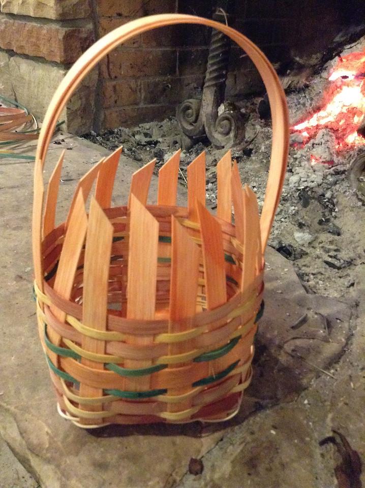 SOAK the whole basket