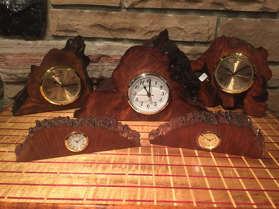 Mantle and Mini Clocks