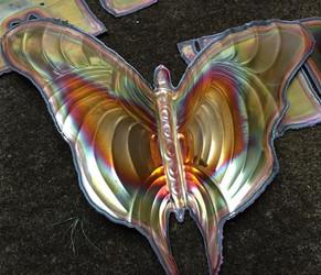#metalart #butterfly #sohumartcollective