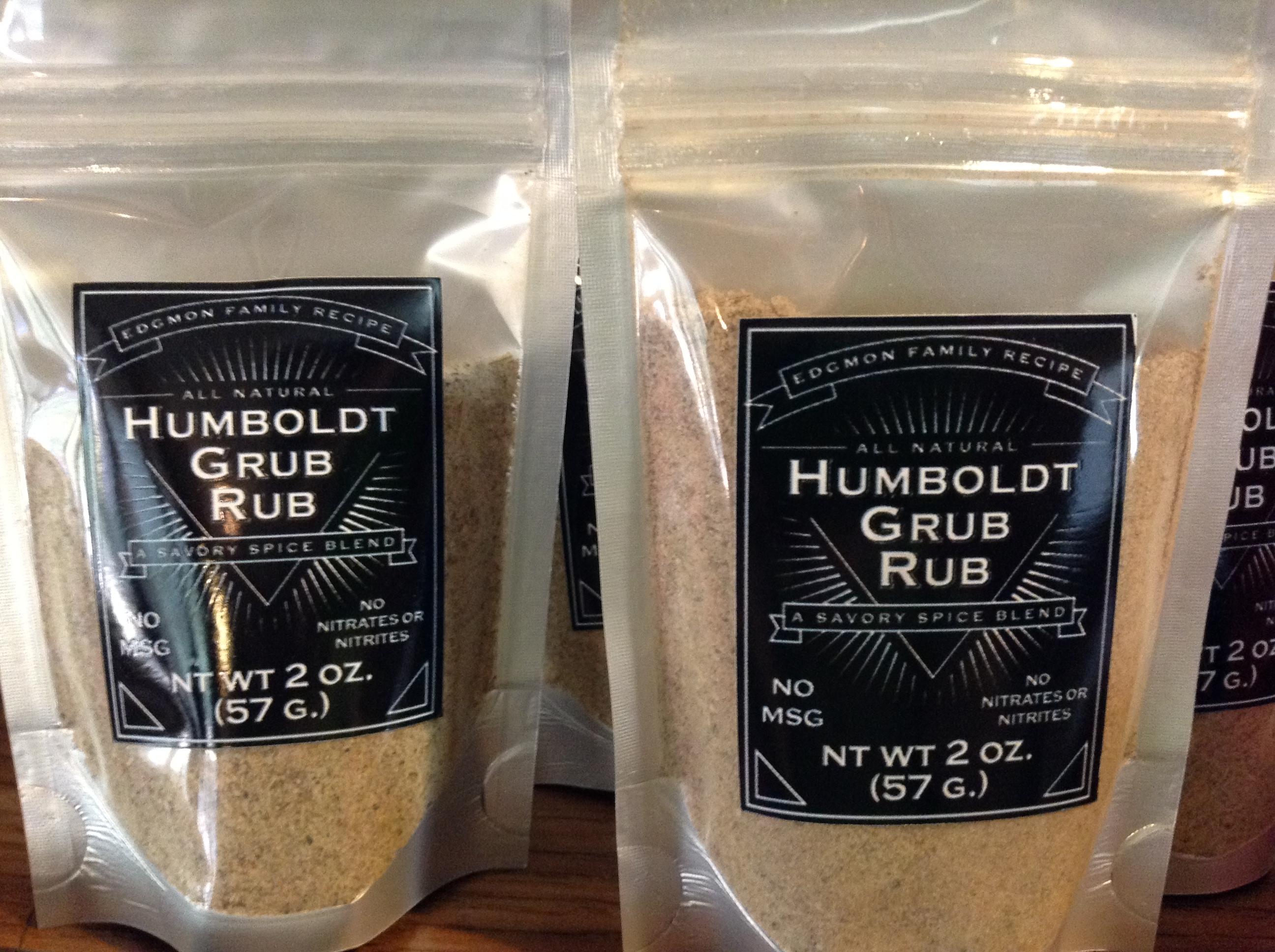 Humboldt Grub Rub