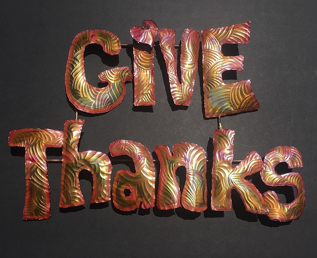 Copper Give Thanks