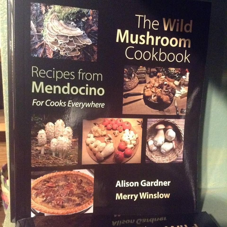 Local Wild Mushroom Cookbook