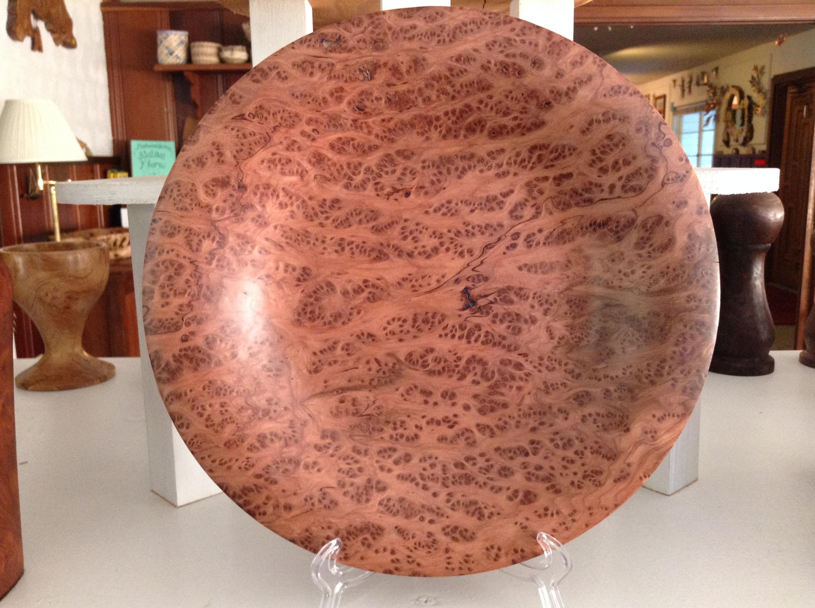Magnificent Redwood Burl