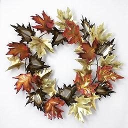 Full Mixed Leaf Wreath.jpg