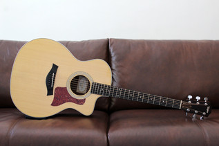 TAYLOR 214CE DELUXE SITKA SPRUCE ROSEWOOD