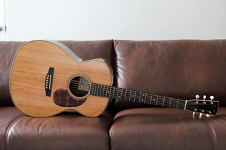 GOODALL TROM BEARCLAW SITKA SPRUCE INDIAN ROSEWOOD (SOLD)