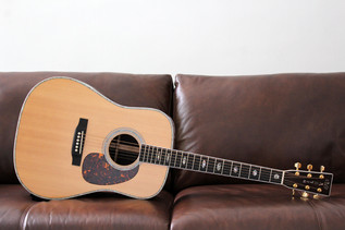MARTIN D-41 SITKA SPRUCE INDIAN ROSEWOOD