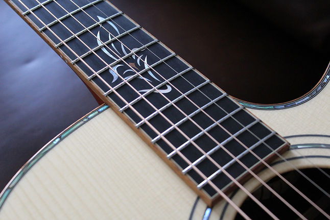 I Have Recently Come To REALLLY LOVEE This Sunburst Neck Design On The Breedlove Masterclass Series