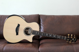 TAYLOR 914CE SITKA SPRUCE INDIAN ROSEWOOD (SOLD)