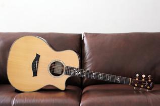TAYLOR 914CE 1999 ENGELMANN SPRUCE INDIAN ROSEWOOD (SOLD)