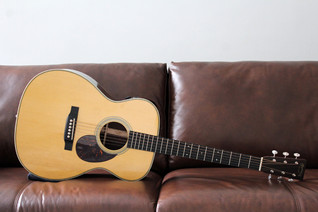 MARTIN OM-28E RETRO SITKA SPRUCE INDIAN ROSEWOOD (SOLD)