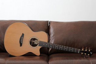 FURCH YELLOW SERIES GC CEDAR INDIAN ROSEWOOD