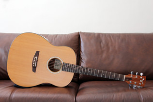 GOODALL ALOHA DREADNOUGHT SITKA SPRUCE HAWAIIAN KOA