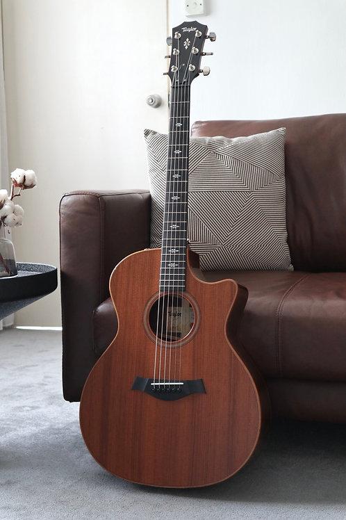 Taylor 714CE Limited Edition Sinker Redwood