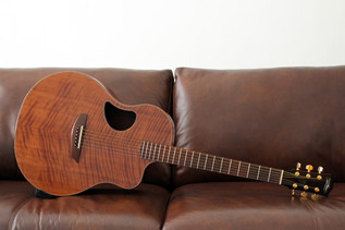 MCPHERSON MG5.0 CURLY REDWOOD BRAZILIAN ROSEWOOD (SOLD)