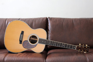 MARTIN 000-42 SITKA SPRUCE INDIAN ROSEWOOD (SOLD)