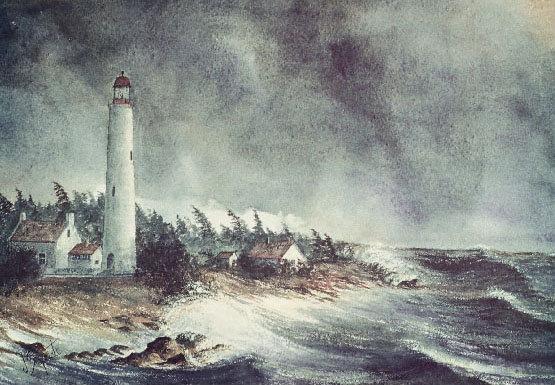 Storm Over Georgian Bay