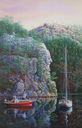 Sheltered Cove - Indian Head
