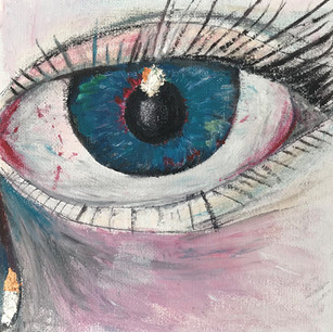 The Eyes Have It by Gill Skene