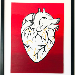 Repaired Heart by Elaine Connell