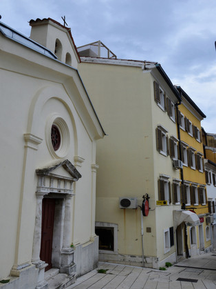 Citta vecchia - Calle  San Sebastiano
