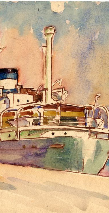 Brodovi u luci
