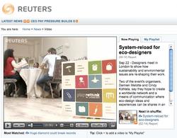 Reuters, London Design Festival