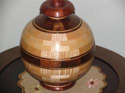 Maple n Rosewood Segmented Bowl 1.JPG