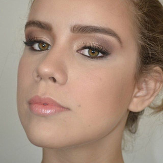Sugestão de maquiagem para noivas que vã