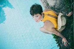 Nesse calor, só um mergulho para acalmar💦 _evapore_atelier _ make_ _tissibalboamakeup #tissibalboam