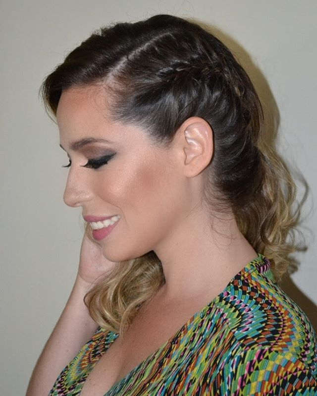 hair_ _tissibalboamakeup #penteadostissi #tissibalboamakeup #maquiagemrj #casamentorj #jardinsdoalto