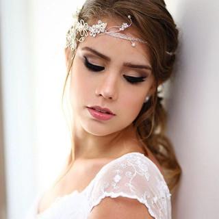Um close nessa maquiagem de noiva 👰🏻 ?
