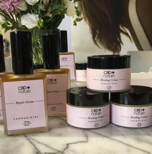 CBD + Nature Beauty Line