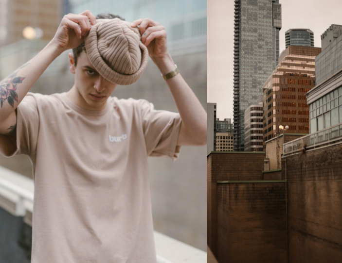 Burb High End Apparel Collection