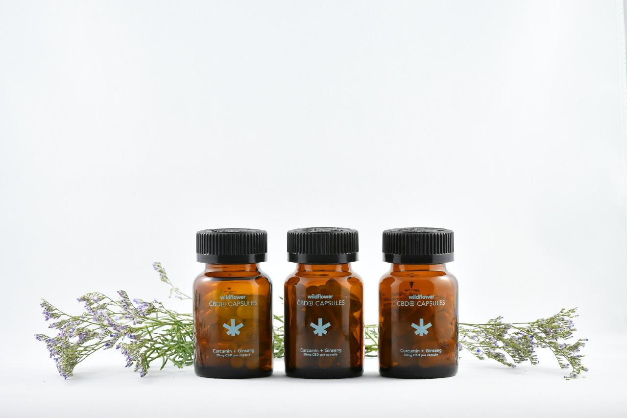 Wildflower Capsules