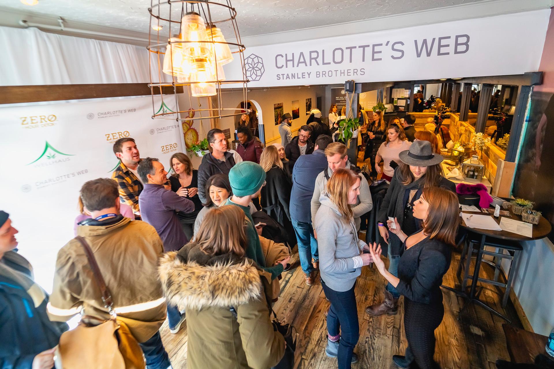 Charlotte's Web Wellhaus Retreat At Sundance