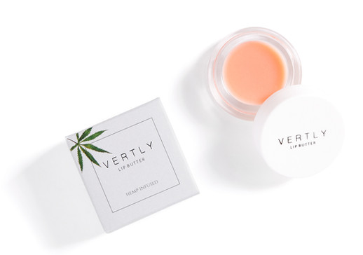 Vertly Hemp Infused Lip Butter